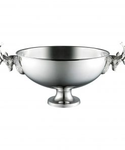 Luxury punch bowl