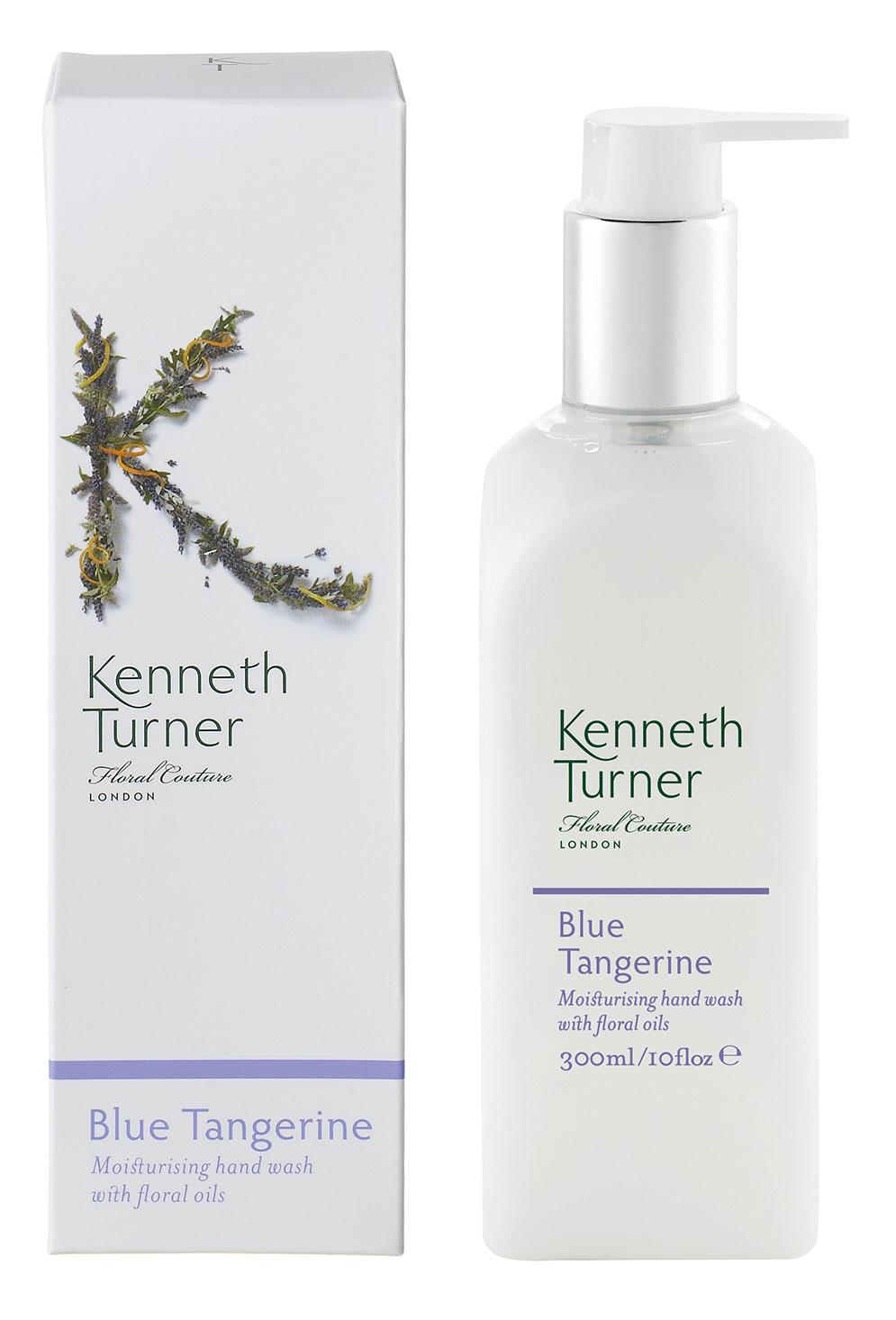 Blue Tangerine Hand Wash Kenneth Turner