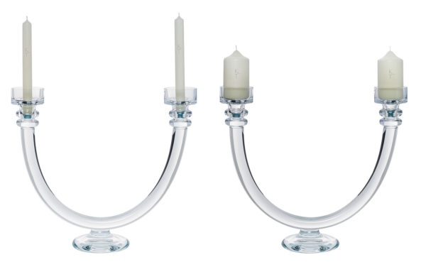 The Curve Duo Candlestick-0