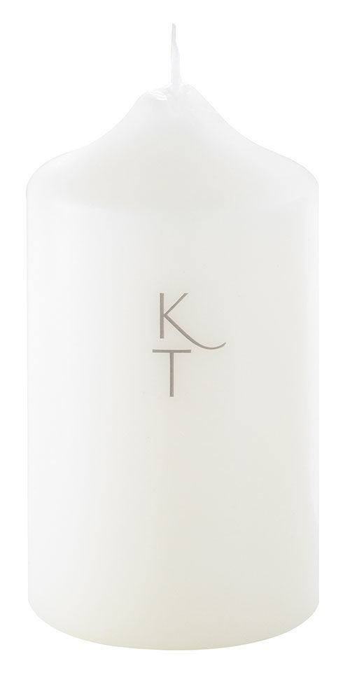 Ivory Chapel Candle 150/80mm-0