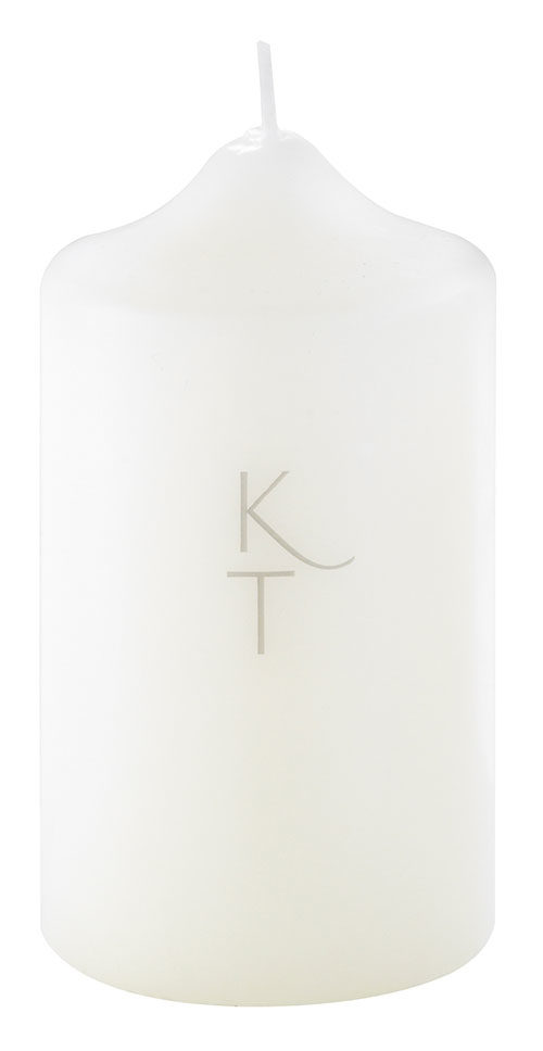 Ivory Chapel Candle 130/70mm-0