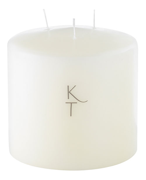 Ivory Multi Wick Chapel Candle 120/120mm-0