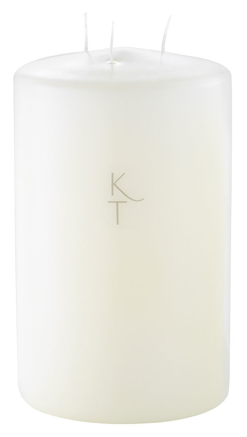 Ivory Multi Wick Chapel Candle 200/120mm-0