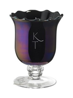 Masquerade - Candle in Posy Vase -120