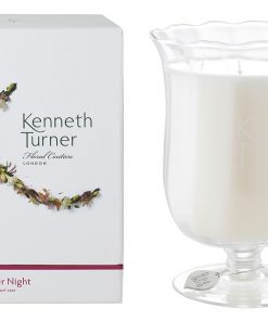 Midsummer Night - Candle in Bouquet Vase-0