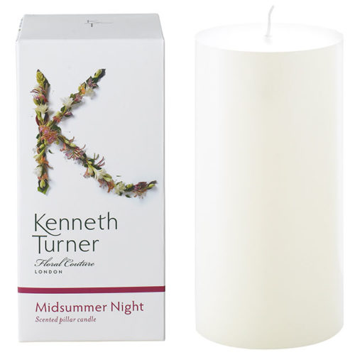 Midsummer Night - Pillar Candle-0