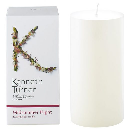 Midsummer Night - Pillar Candle-0