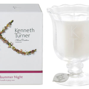 Midsummer Night - Candle in Posy Vase-0