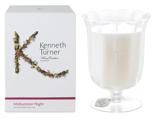 Midsummer Night - Candle in Stem Vase-0