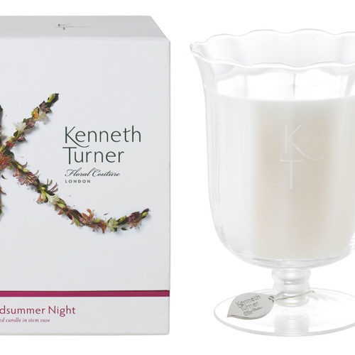 Midsummer Night - Candle in Stem Vase-0