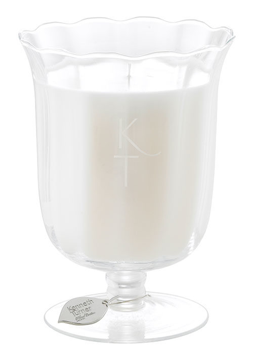 Midsummer Night - Candle in Stem Vase-305