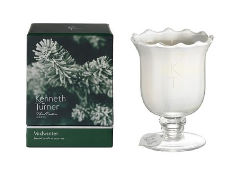 Midwinter - Candle in Posy Vase-0