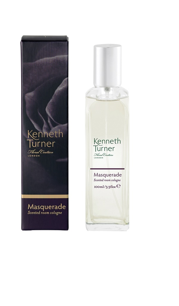Masquerade Scented Room Cologne Kenneth Turner
