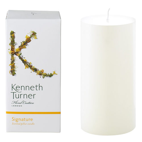 Signature - Pillar Candle-0