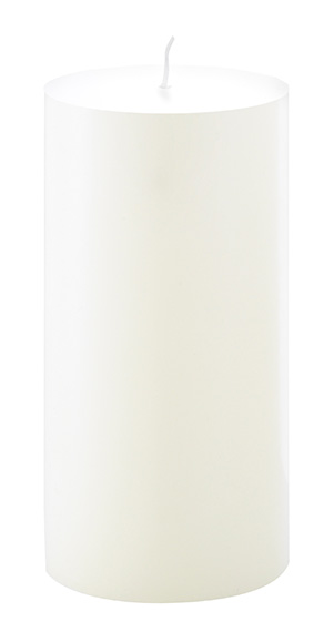 Signature - Pillar Candle-358