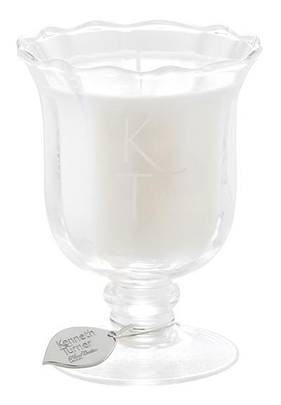 Signature - Candle in Posy Vase-346