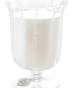 Signature - Candle in Stem Vase-349