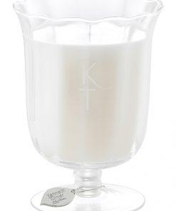 Signature - Candle in Stem Vase-349