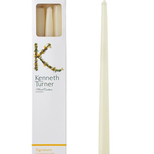 Signature - Scented Taper Candles-0
