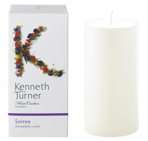 Soiree - Pillar Candle-0