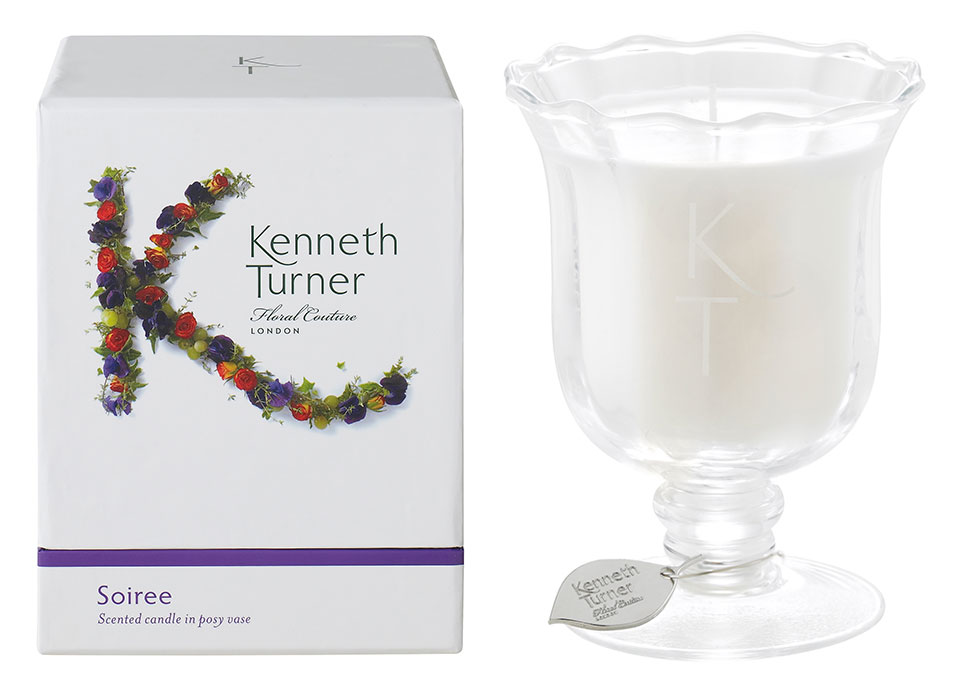 d42f37ede47 Soiree Candle in Posy Vase – Kenneth Turner