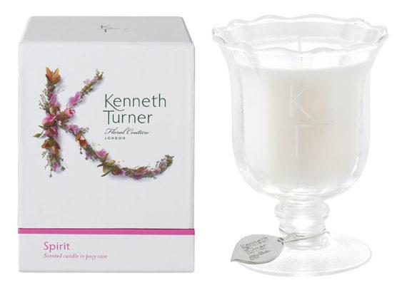 Spirit - Candle in Posy Vase-0