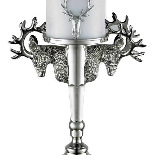 Stag Candlestick-0