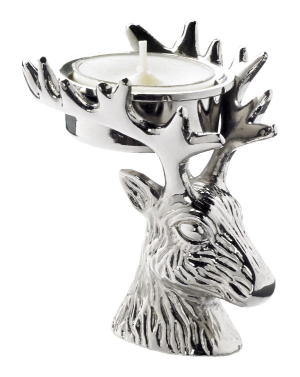 Stag Tealight Holder-0