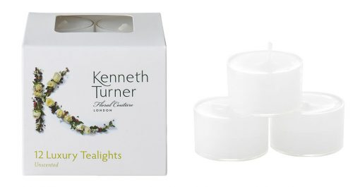 Tealights - Unscented -0