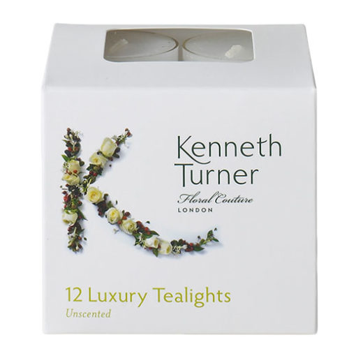 Tealights - Unscented -342