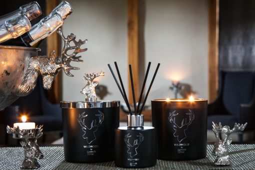 Wildwood candles from Kenneth Turner
