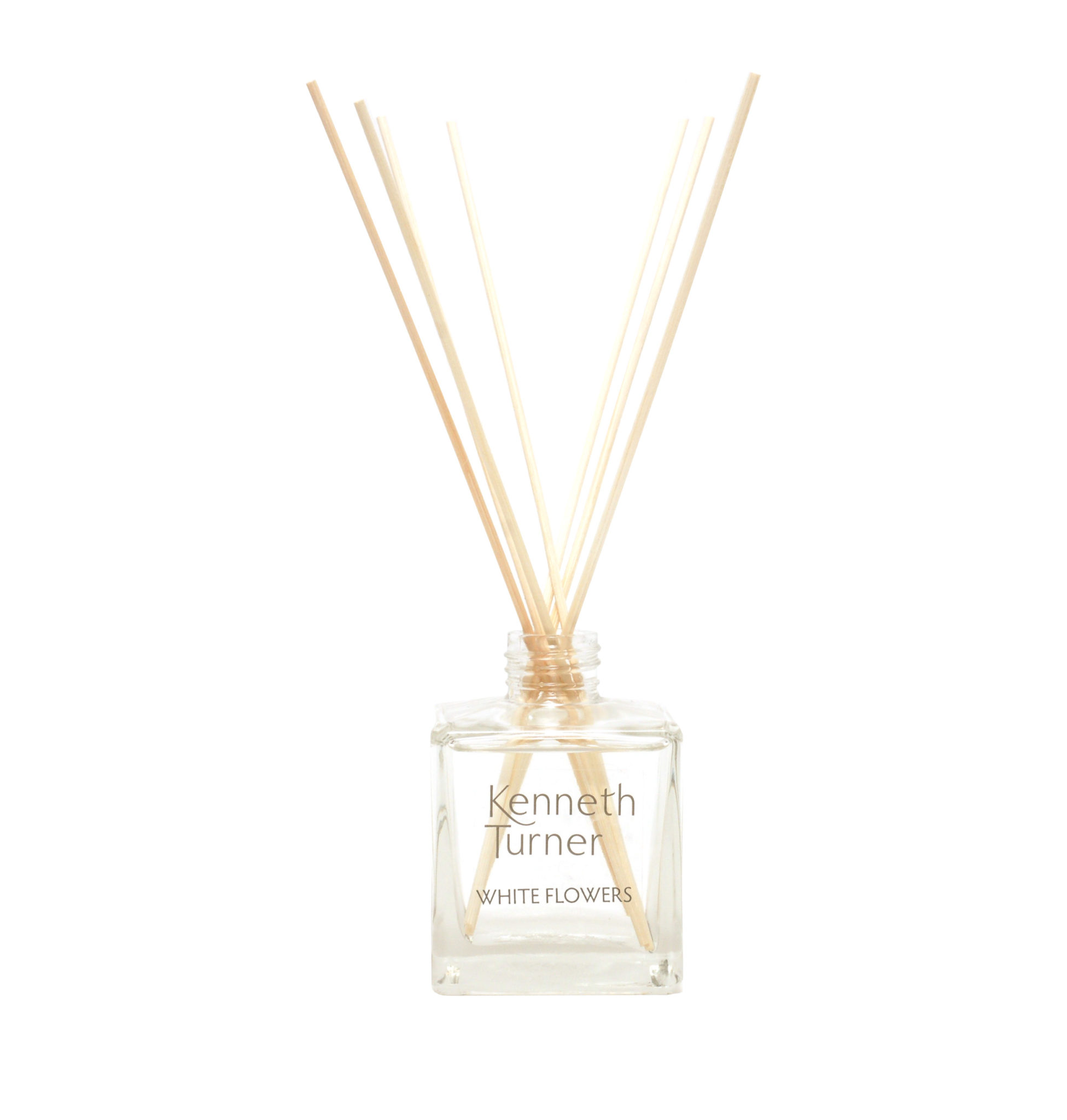 White Flowers Reed Diffuser Kenneth Turner